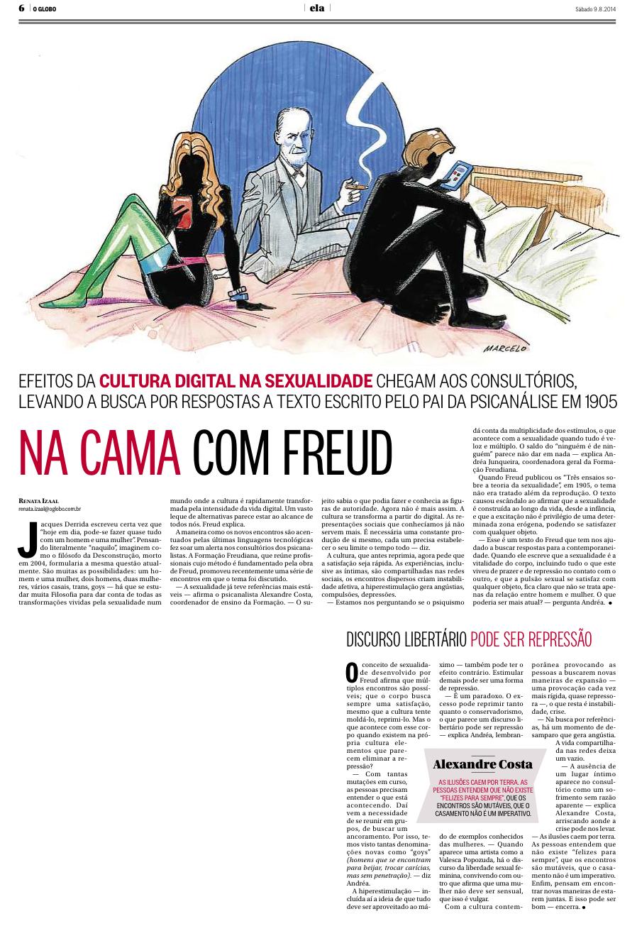Caderno Ela - O Globo post