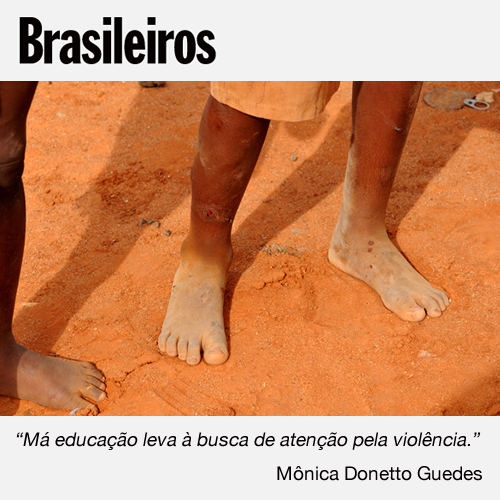 Facebook Monica 2015 - Revista Brasileiros post