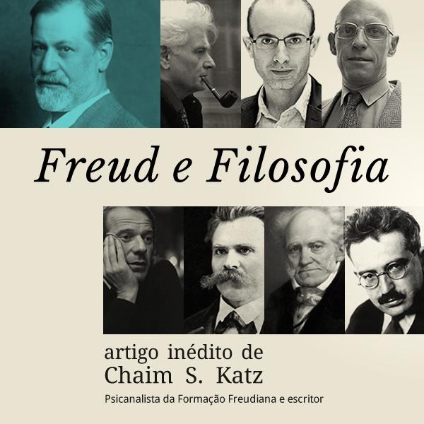 FREUD E FILOSOFIA