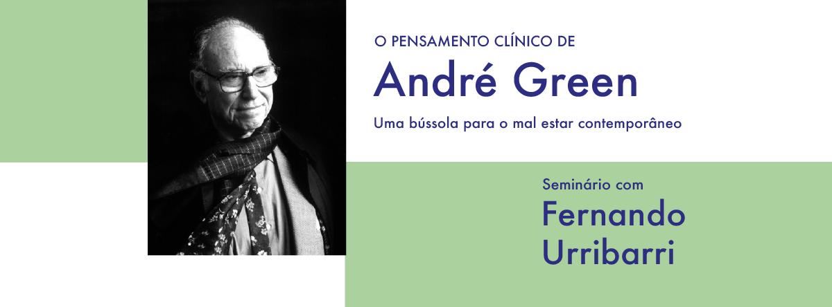 Seminario com Fernando Urribarri sobre Andre Green - Rio de Janeiro, Brasil - 2018