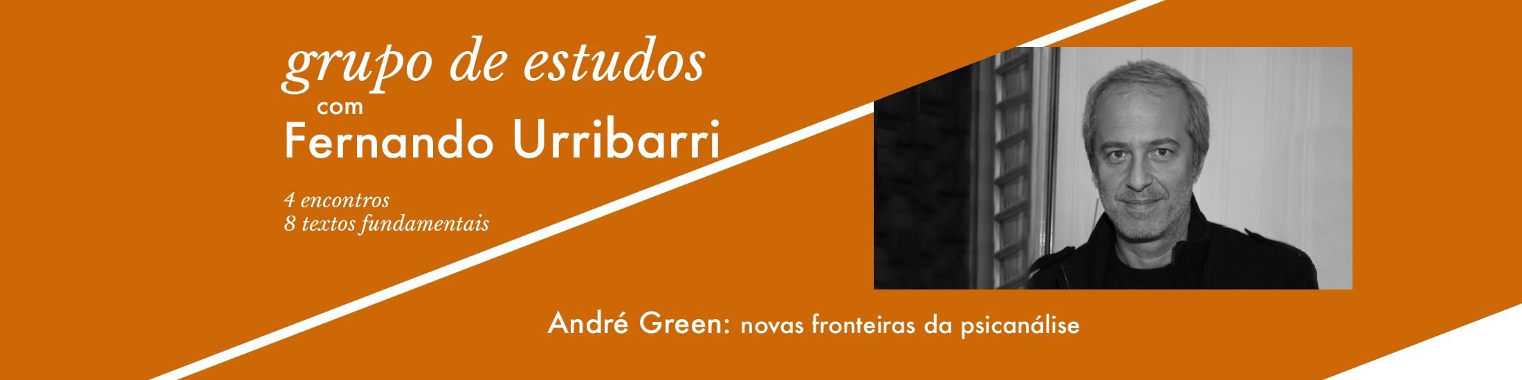 Grupo de estudos com Fernando Urribarri